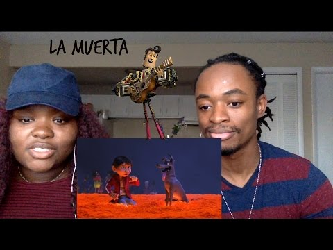 Thumbnail: Coco Official Movie Trailer REACTION!