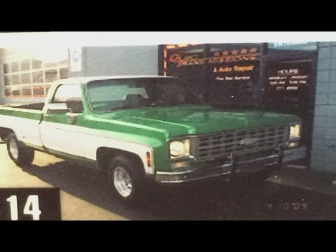 Albuquerque man pleads for return of vintage truck