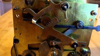 Годинник ОЧЗ. Механізм