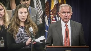 Interns GRILL Jeff Sessions Over His Backwards Stance On Marijuana