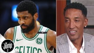 Download Scottie Pippen doesn't approve of Kyrie Irving's early exit | BS or Real Talk | The Jump Mp3 and Videos
