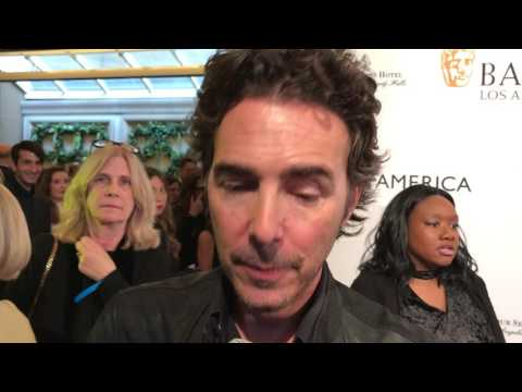 Shawn Levy 'Arrival' and 'Stranger Things' producer' on the 2017 BAFTA tea party red carpet