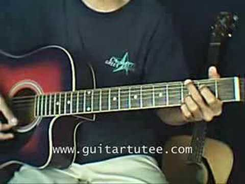 Gravity (of Sara Bareilles, by www.guitartutee.com) - YouTube
