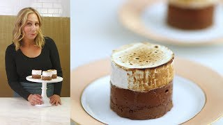 Frosted: S'mores Chocolate Mousse