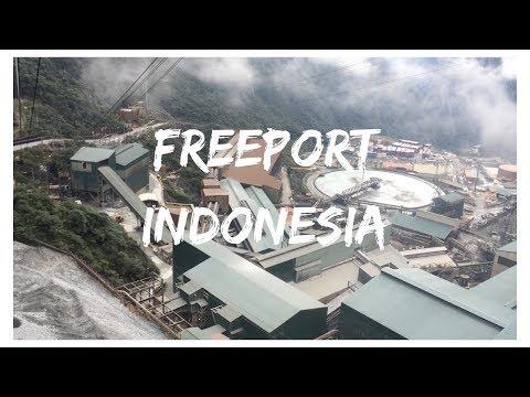 Freeport Indonesia, May 2018