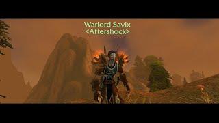 Savix - R13 Warlord - WoW Classic Day 149