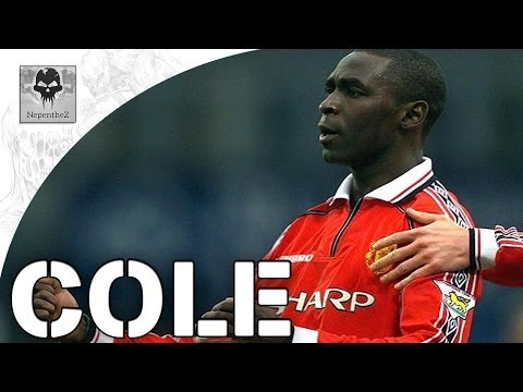 A Legend in the Making - ANDY COLE