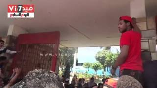 بالفيديو..الألتراس يهتف أمام الأهلى: