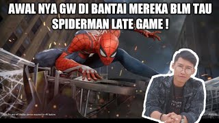 Marvel super war - Spiderman late game so scary