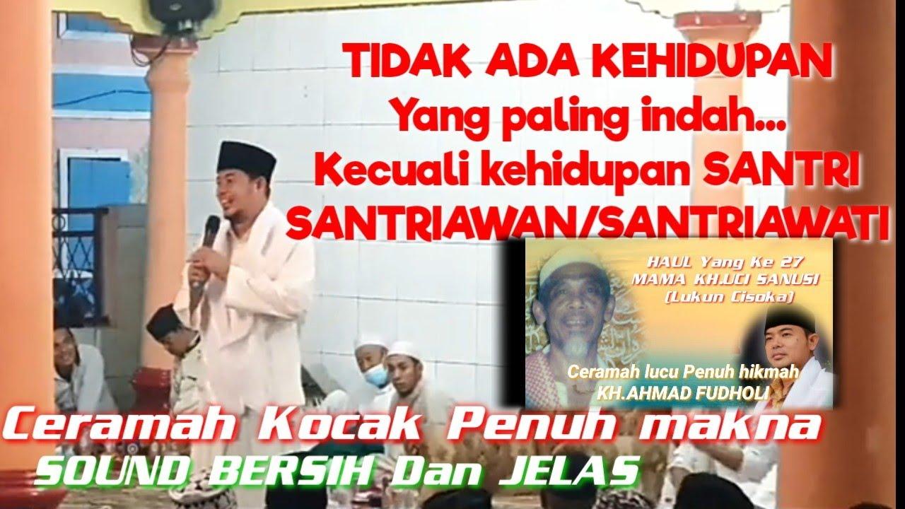 Download Ceramah KH Ahmad fudholi