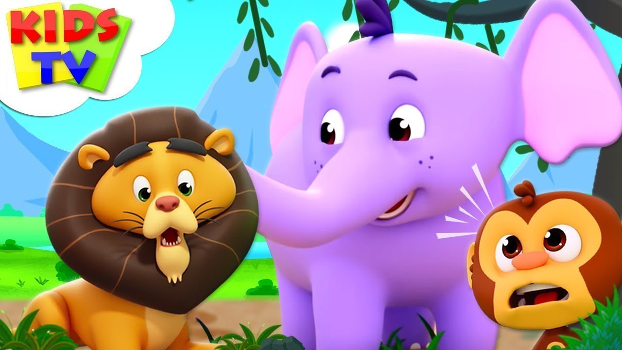 Ten Little Finger Kids | Ten Little Kids Songs | Pinkfong Songs for