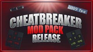 CheatBreaker Mod Pack Release (FPS BOOST, RAINBOW KEYSTROKES, CPS+FPS MOD) [Minecraft 1.7.10/1.8.9]