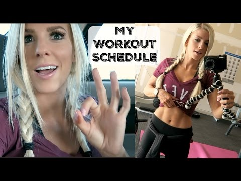 My Workout Schedule   Current Supplements I'm taking   Arm Workout