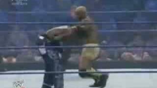 SmackDown Matt Hardy & R-Truth vs Mark Henry & Shelton Benjamin 1_2 2008