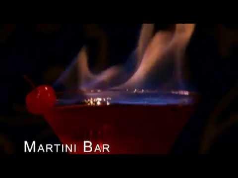 Martini Bar At Gulfstream Park Hallandale Beach Fl