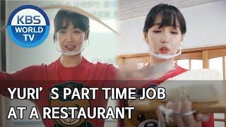 Yuris part time job at a restaurant Stars&#39 Top Recipe at Fun-StaurantENG, IND2020.05.05