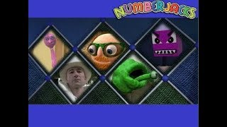 NUMBERJACKS | Meanies Songs