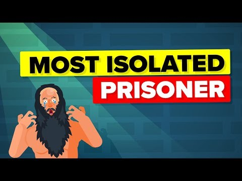 Why Was This Prisoner Kept Locked Away In Permanent TOTAL Isolation