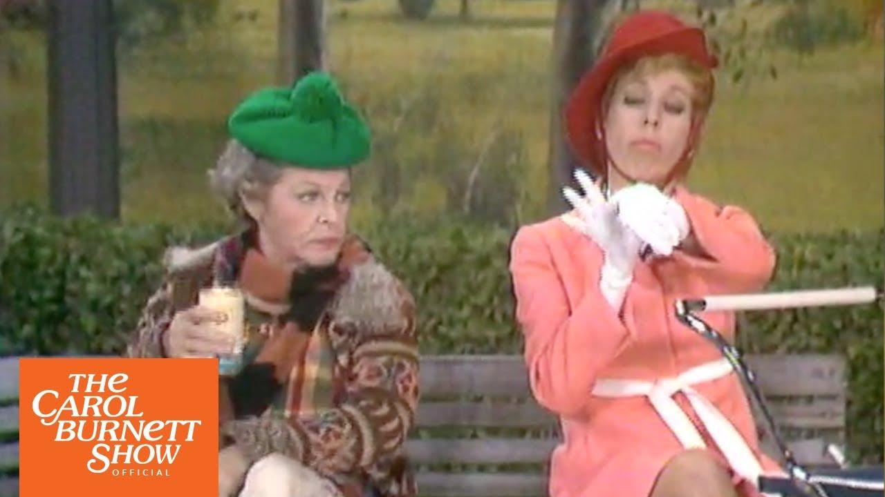 Mothers in the Park from The Carol Burnett Show (full sketch)