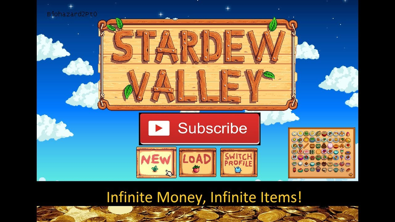 <b>Stardew Valley</b> XBOX/PS4 <b>Cheat codes</b> discovered - YouTube