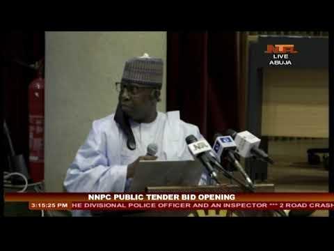 NNPC Public Tender Bid Opening