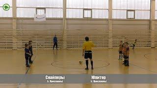 Снайперы г. Ярославль - Юпитер г. Ярославль  счет в матче 1-0