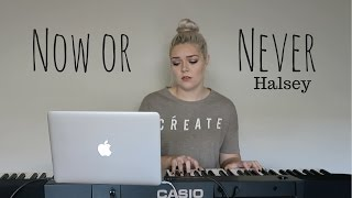 Now or Never - Halsey  //  Mykel (Live Cover)