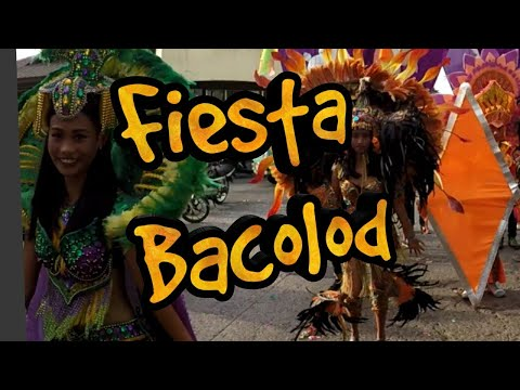 Didnt expect this - BACOLOD CITY FIESTA