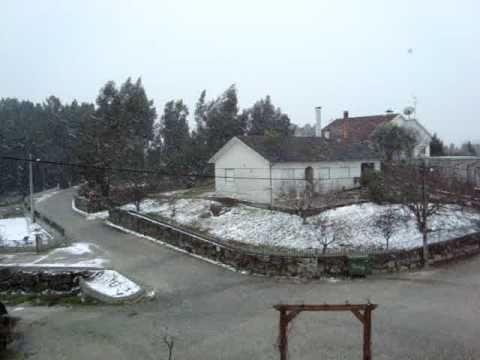 Neve em Silvã de cima