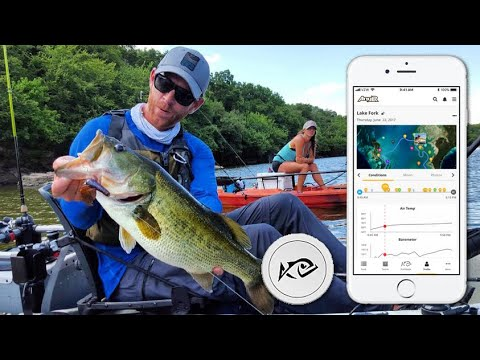 This App Helps Me Catch More Fish