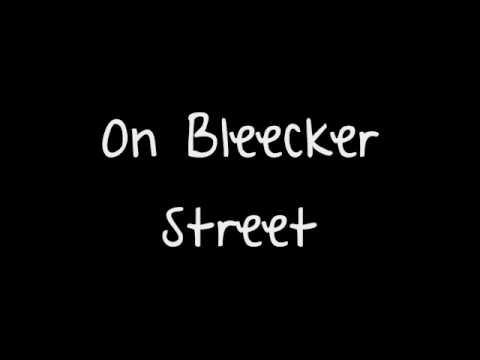 Bleecker Street - Jonatha Brooke - with lyrics