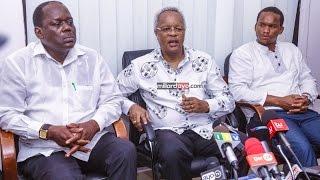 Lowassa afunguka... kongamano kukataliwa, Rais Magufuli na msiba wa Arusha