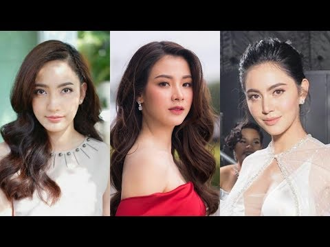 8 Hottest Thai Actresses 2018 - YouTube