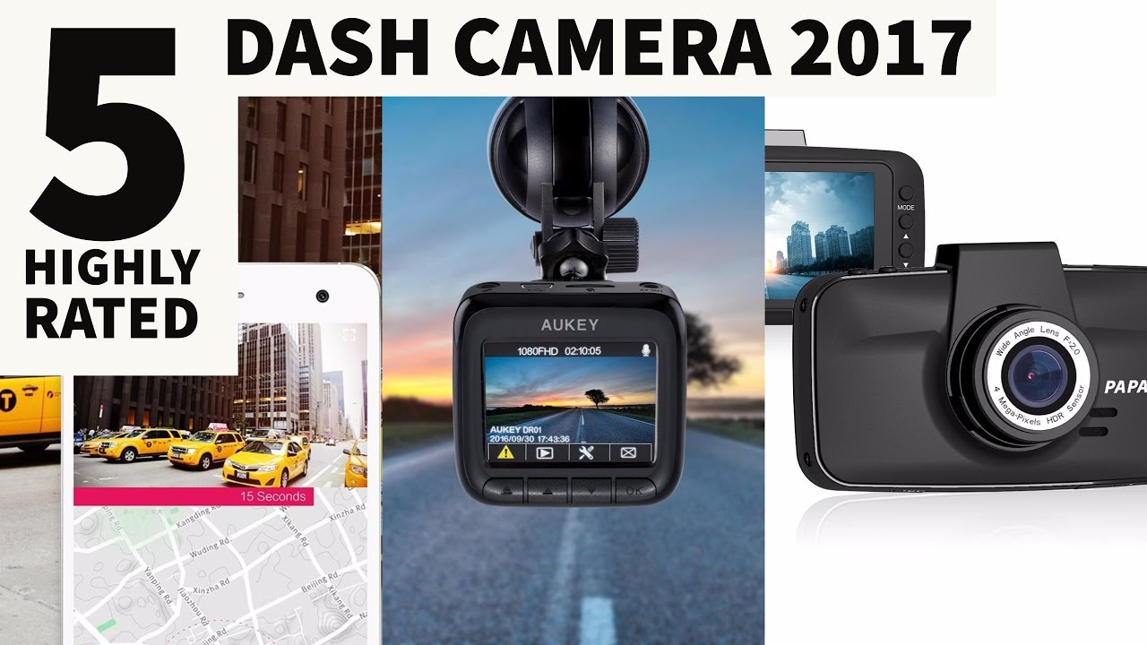 5 high rated dash cam 2017 available on amazon car dvr. Black Bedroom Furniture Sets. Home Design Ideas