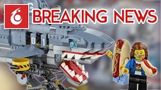 BREAKING NEWS: New NINJAGO MOVIE Wave 2 Images of