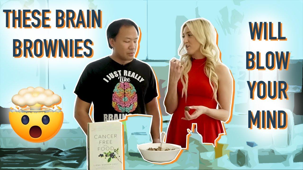 Kwik Brain Episode 122: 5 Minute Brain-Friendly Snacks with Liana Werner-Gray