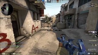 Counter-Strike: Global Offensive - Dust 2 Gameplay (PC HD) [1080p60FPS]