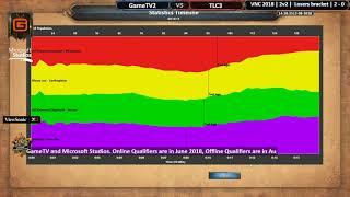VNC2018 | GameTV2 vs TLC 3 | Map 3 dis: Coastal | Losers bracket | 12-08-2018