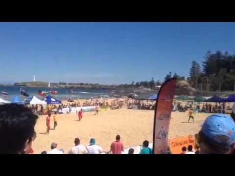 Australian Beach Soccer Cup