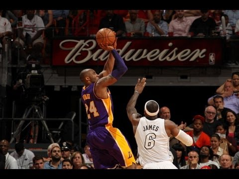 Top 10 NBA Players in 2012-13