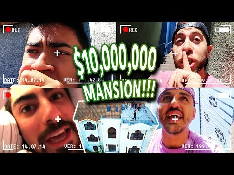 INSANE HIDE AND SEEK  IN $10,000,000 MANSION FT IRELAND BOYS PRODUCTIONS & ROHANTV