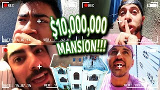 INSANE HIDE AND SEEK  IN $10,000,000 MANSION FT. IRELAND BOYS PRODUCTIONS & ROHANTV