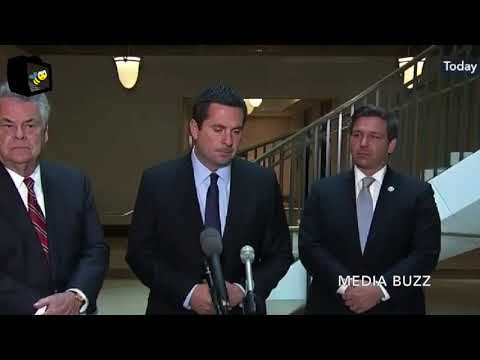 Republican House Intelligence Press Conference on Russia Uranium One Deal Investigation