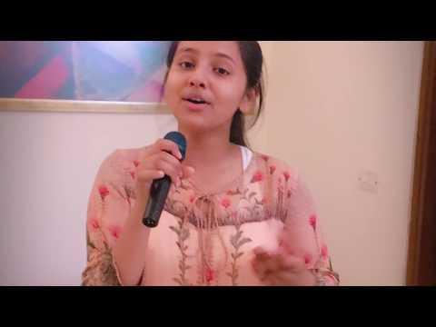 Main phir bhi tumko chahunga | Half Girlfriend | Female version | Aditi Dahikar | Cover Song|