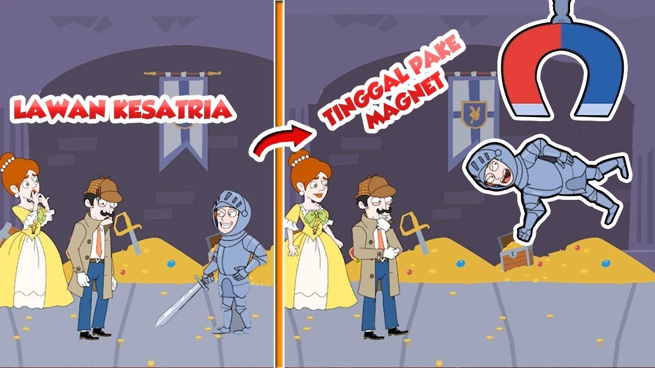 DETEKTIF KOCAK !! MENYELESAIKAN MASALAH DENGAN MASALAH !!!
