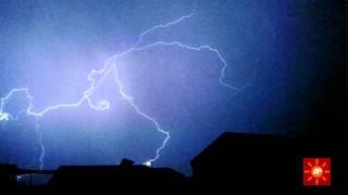 Amazing Lightning Strike