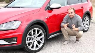 Prueba Volkswagen Golf Alltrack TDI 184 CV DSG - ActualidadMotor