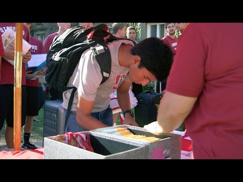 Stanford welcomes Class of 2019