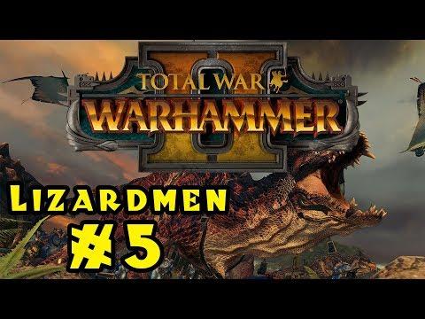 Let's Play Total War: Warhammer 2 - Lizardmen! - Part 5