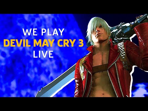 Devil May Cry 3 On Switch - 90 Minutes of Gameplay